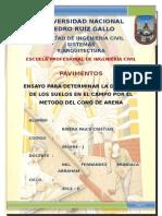 Densidad de Campo in Situ (1)