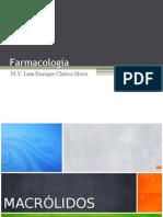 Farmacología u2-1 macrolidos