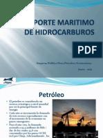 Transporte Maritimo de Hidrocarburos Flopec