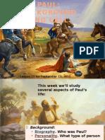 3rd Quarter 2015 Lesson 10 Powerpoint Presentation