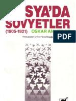 Rusya'da Sovyetler, Oskar Anweiler