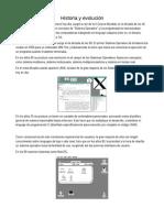 1.- Historia, Evolucion y Estructura de Los Sistemas Operativos