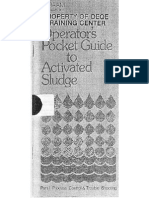 CRSS Engineers - Operators Pocket guide to Activated Sludge - Part II  Process + Troubleshoot