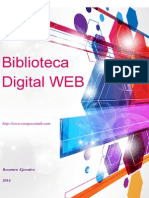 Biblioteca digital web