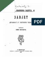 Simo Matavulj - Zavjet.pdf
