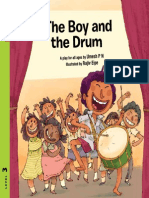 The Boy and the Drum - English