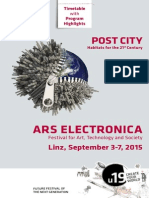 Ars Electronica Festival 2015