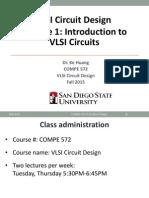VLSI CIRCUIT DESIGN