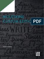 Moleskine Custom-Editions Catalogue En