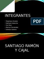 Biografía de SANTIAGO RAMON Y CAJAL