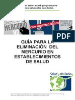 Guía Para La Eliminación Del Mercurio en Establecimientos de Salud