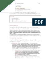Guías Clínicas en Atención Primaria