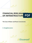 Financial Risk Analysis of Infrascructure Debt