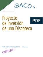 Proyecto de Inversión Abaco