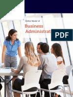 NJIT MBA Brochure Web