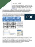 Download Etabs dos mil trece V13.2.2