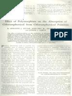 efecto de polimorfismo