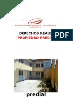 PROPIEDAD PREDIAL