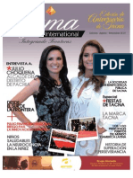 FAMA PERU INTERNATIONAL Agosto/Setiembre 2015