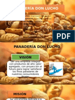 Caso -Panadería Don Lucho