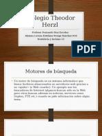 Colegio Herzl Diapositiva