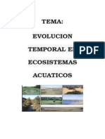Evolucion Temporal en Ecosistemas Acuaticos2