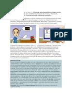 NOÇÕES de INTERNET, TÉCNICAS de ESTUDO E REDAÇÃO ACADÊMICA - Diferenças Entre Língua Falada e Língua Escrita, Pontuação e Acentuação