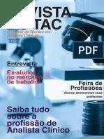 Revista - Técnico em Análises Clínicas