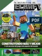 La Guía Definitiva de Minecraft - Agosto 2015