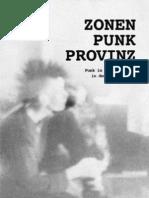 ZONENPUNKPROVINZ - Punk in Halle (Saale) in den 80er Jahren