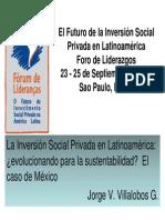 VILLALOBOS- Futuro de La Inversion Social[1] (1)
