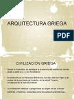 Arquitectura Pregriega-Griega