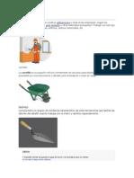 definiciones de construcción
