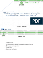 02-Modelo Económico Para Analizar La Inversión en Mitigación en Un Contexto Integral