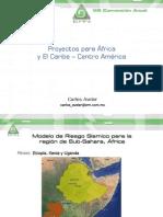 08-Proyectos Para África y El Caribe – Centro América