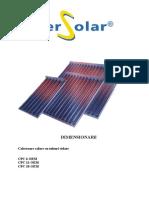 Carte Tehnica Ritter Solar 15.10.2007