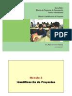 2 -Modulo 2 Identificacion de Proyectos