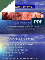 Cancer de Piel  documento del USAMEDIC