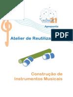 Instrumentos_Musicais - Reciclados