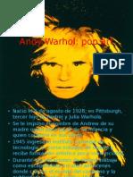 Andy Warhol (presentación)