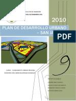Plan de Desarrollo San Jacinto
