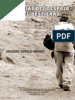 Aprile-Gniset. Memorias Del Despojo y Destierro