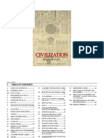Advanced Civilization Manual