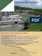 4. Perdidas de Carga Locales1