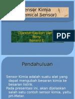 Presentasi Sensor Kimia