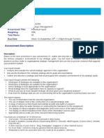 MAN2300 Strategic Management Assessment 2 (1)