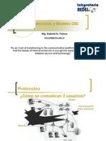 Protocolos y OSI