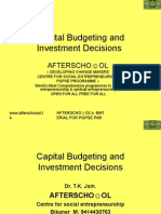 Capital Budgeting and Investment Decisions 10 Nov 1227168515142189 9