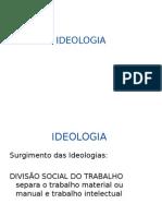 Slide Ideologia