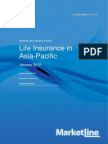 Life Insurance in Asia Pacific (2015)
